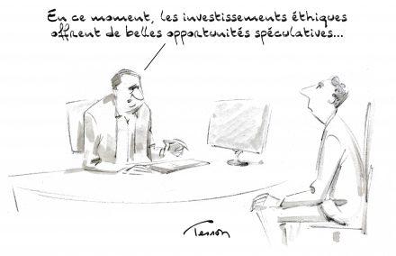 L'investissement éthique : quelle ambition ?